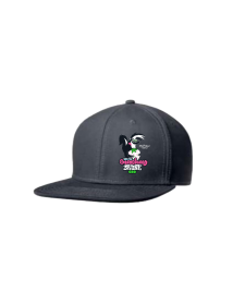 White Strawberry Skunk CBD Snapback
