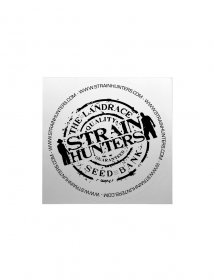 Strain Hunters Seed Bank | Sticker