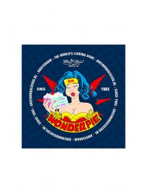 Wonder Pie | Sticker