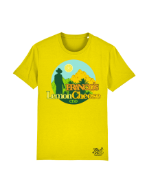 Franco Lemon Cheese CBD T-Shirt